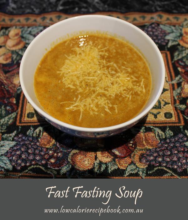 Low fat diet recipe for 10 calorie soup gourmet cuisine